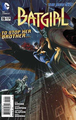 Batgirl # 19 Issues V4 (2011 - 2016) - The New 52
