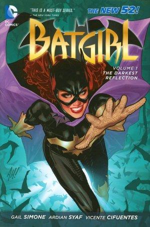 Batgirl # 1 TPB hardcover (cartonnée) - Issues V4 - Partie 1
