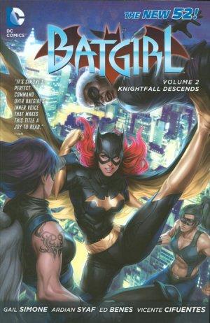 Batgirl # 2 TPB hardcover (cartonnée) - Issues V4 - Partie 1