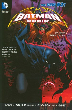 Batman & Robin # 1 TPB hardcover (cartonnée) - Issues V2