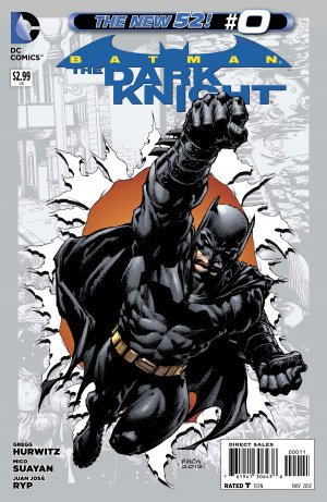Batman - The Dark Knight # 0 Issues V2 (2011 - 2014)
