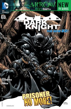 Batman - The Dark Knight # 13 Issues V2 (2011 - 2014)