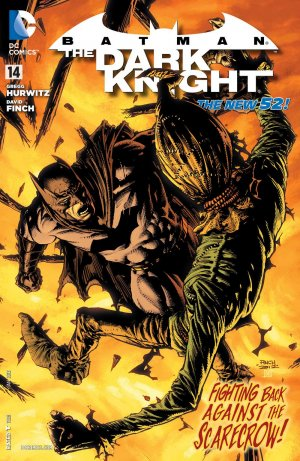 Batman - The Dark Knight # 14 Issues V2 (2011 - 2014)