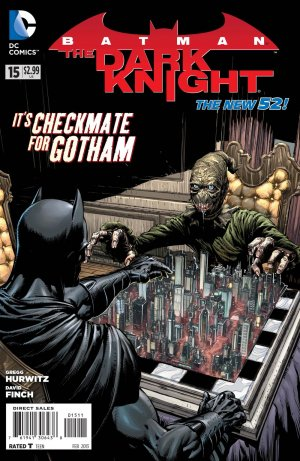 Batman - The Dark Knight # 15 Issues V2 (2011 - 2014)