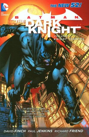 Batman - The Dark Knight édition TPB softcover (souple) - Issues V2