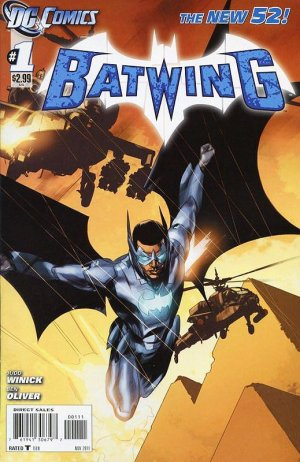 Batwing édition Issues V1 (2011 - 2014)