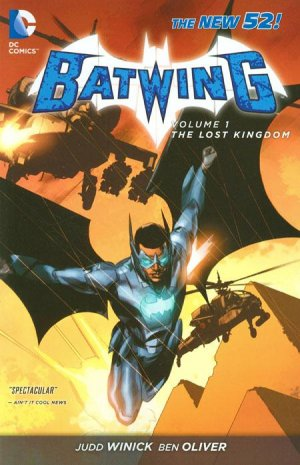 Batwing édition TPB softcover (souple) - Issues V1