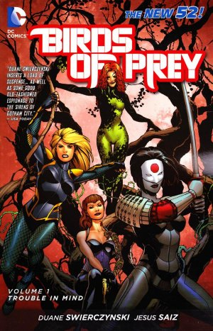 Birds of Prey édition TPB softcover (souple) - Issues V3 (2012 - 2015)