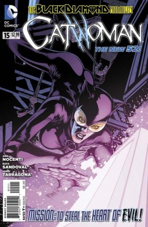 Catwoman # 15 Issues V4 (2011 - 2016)