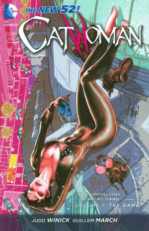 Catwoman édition TPB softcover (souple) - Issues V4