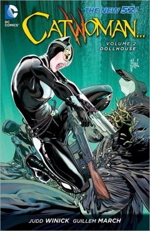 Catwoman # 2 TPB softcover (souple) - Issues V4