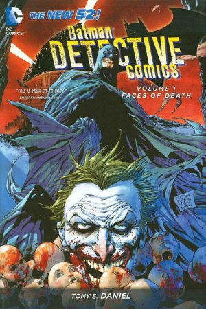 Batman - Detective Comics # 1 TPB hardcover (cartonnée) - Issues V2