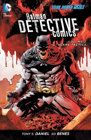 Batman - Detective Comics # 2 TPB hardcover (cartonnée) - Issues V2