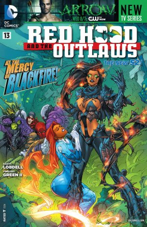 Red Hood and The Outlaws # 13 Issues V1 (2011 - 2015) - Reboot 2011