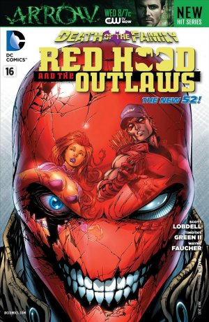 Red Hood and The Outlaws # 16 Issues V1 (2011 - 2015) - Reboot 2011