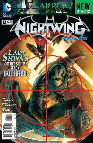 Nightwing # 13 Issues V3 (2011 - 2014) - The New 52