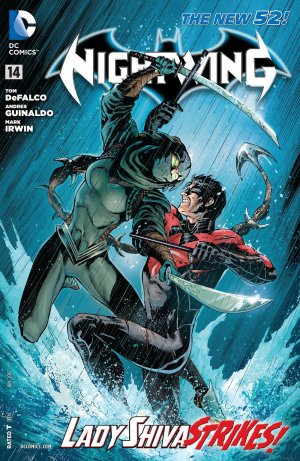 Nightwing # 14 Issues V3 (2011 - 2014) - The New 52