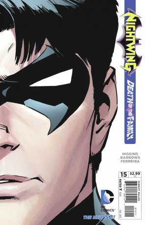 Nightwing # 15 Issues V3 (2011 - 2014) - The New 52