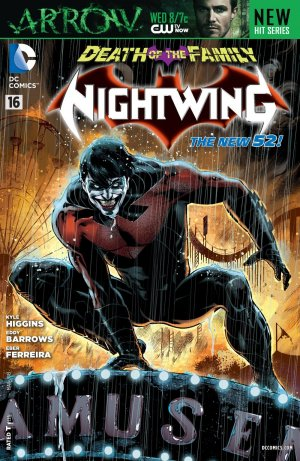 Nightwing # 16 Issues V3 (2011 - 2014) - The New 52