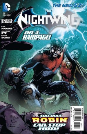 Nightwing # 17 Issues V3 (2011 - 2014) - The New 52
