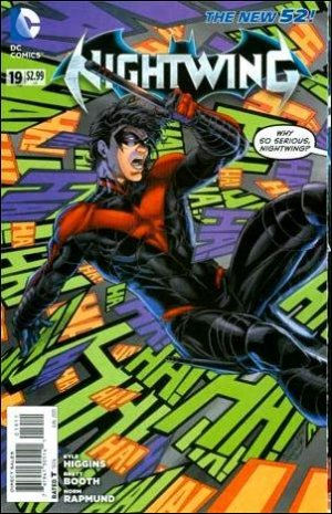 Nightwing # 19 Issues V3 (2011 - 2014) - The New 52