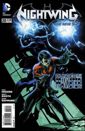 Nightwing # 20 Issues V3 (2011 - 2014) - The New 52