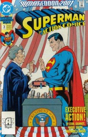 Action Comics 3 - 1991 : Executive Action