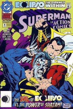 Action Comics 4 - 1992 : Living Daylights