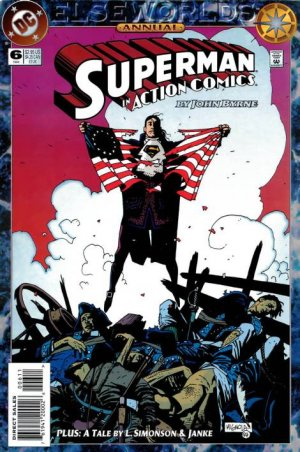 Action Comics # 6