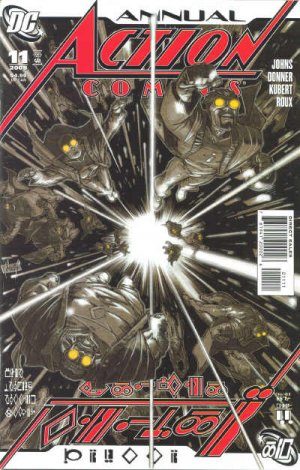 Action Comics # 11 Issues V1 - Annuals (1987 - 2011)