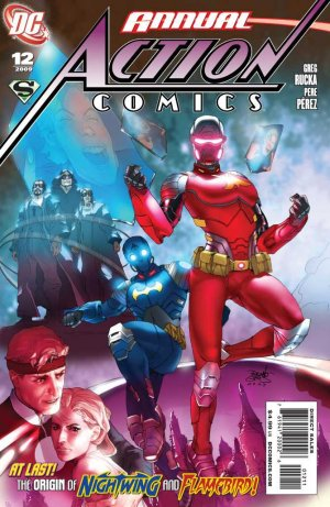 Action Comics 12 - 2009