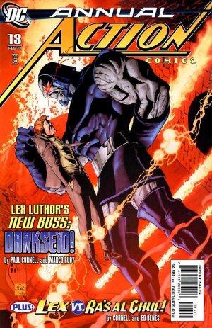 Action Comics 13 - 2011 : Father Box/A Father's Box