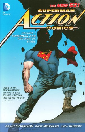 Action Comics édition TPB softcover (souple) - Issues V2