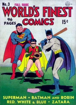 World's Finest # 3 Issues V1 (1941 - 1986)