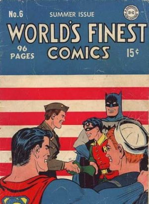 World's Finest # 6