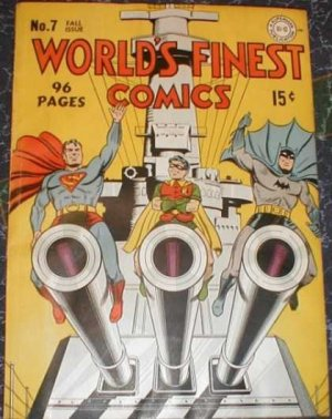World's Finest # 7 Issues V1 (1941 - 1986)