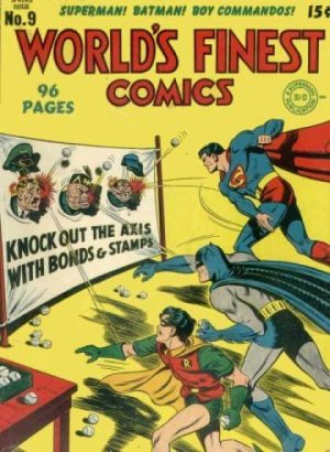 World's Finest # 9 Issues V1 (1941 - 1986)