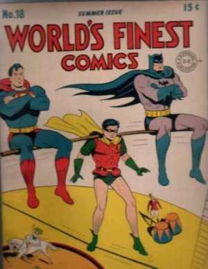 World's Finest # 18
