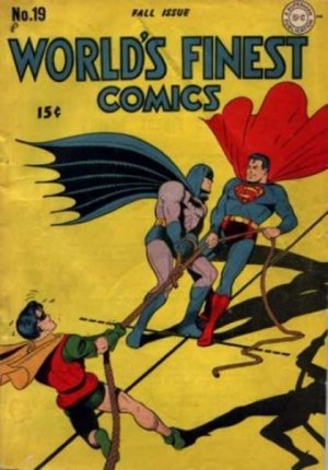 World's Finest # 19