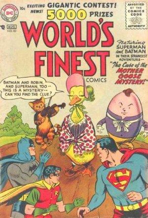 World's Finest # 83
