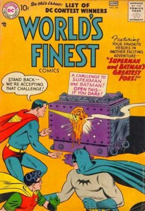 World's Finest # 88 Issues V1 (1941 - 1986)