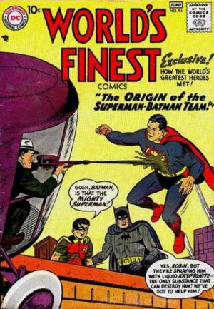 World's Finest # 94 Issues V1 (1941 - 1986)