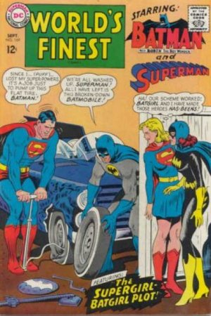 World's Finest # 169 Issues V1 (1941 - 1986)