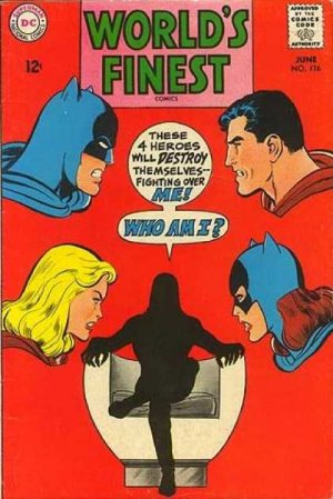 World's Finest # 176 Issues V1 (1941 - 1986)