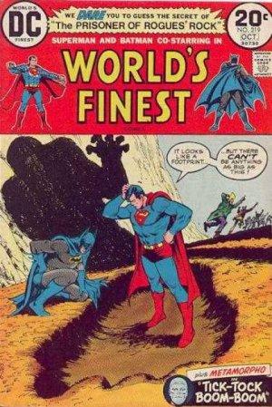 World's Finest # 219