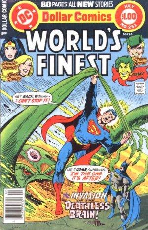 World's Finest # 251
