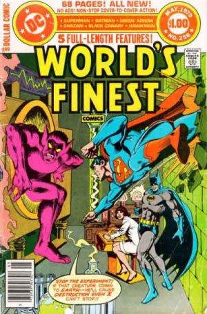 World's Finest # 256