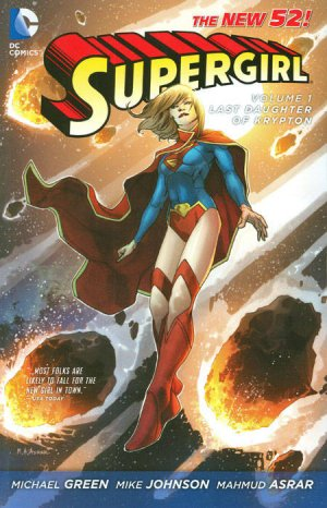 Supergirl # 1 TPB softcover (souple) - Issues V6