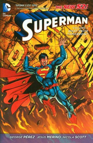 Superman # 1 TPB softcover (souple) - Issues V3 - Partie 1