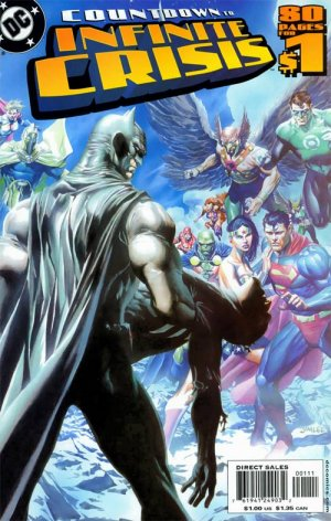 Countdown to Infinite Crisis # 1 Issues